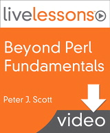Beyond Perl Fundamentals LiveLessons (Video Training): Lesson 3: References, Downloadable Version
