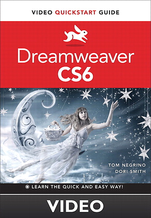 Working with Links: Dreamweaver CS6 Video QuickStart