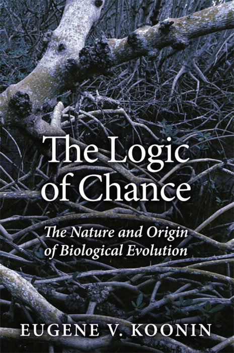 Logic of Chance, The: The Nature and Origin of Biological Evolution (paperback)