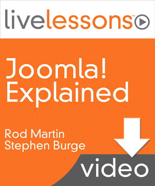 Lesson 3: Joomla! Sites Explained