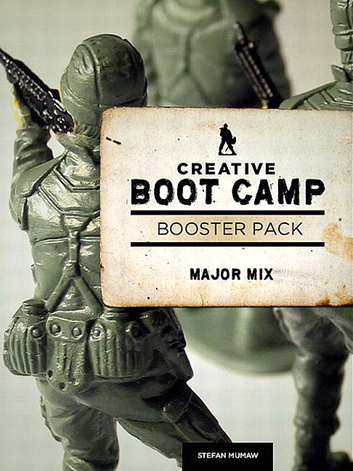 Creative Boot Camp 30-Day Booster Pack: Major Mix