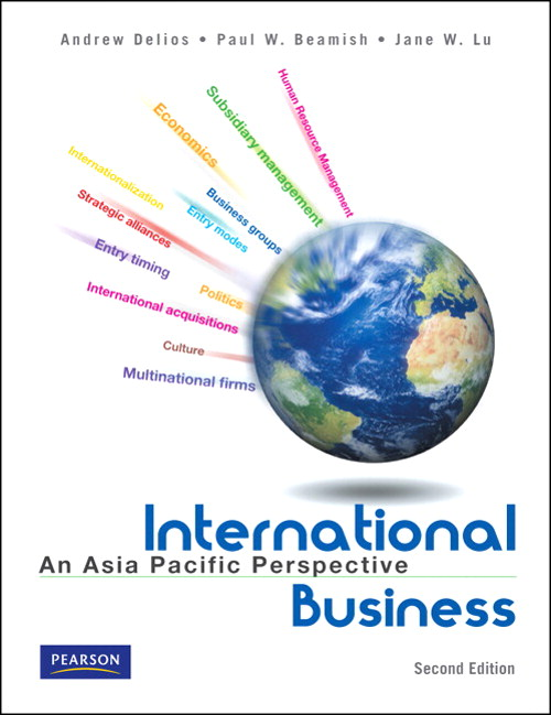 International Business: An Asia Pacific Perspective, 2nd Edition