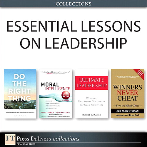 Essential Lessons on Leadership (Collection), 2nd Edition