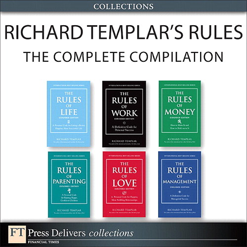 Richard Templar's Rules: The Complete Compilation (Collection), 2nd Edition
