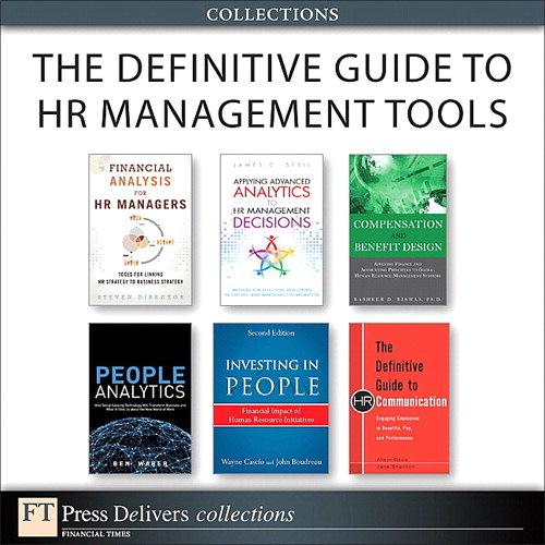 Definitive Guide to HR Management Tools (Collection), The