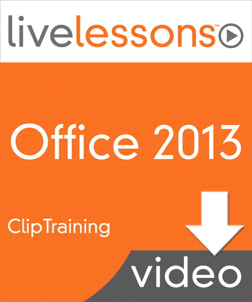 Part VI: Other Office 2013 Applications, Downloadable Version