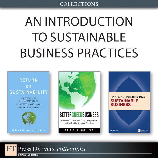 Introduction to Sustainable Business Practices (Collection), An