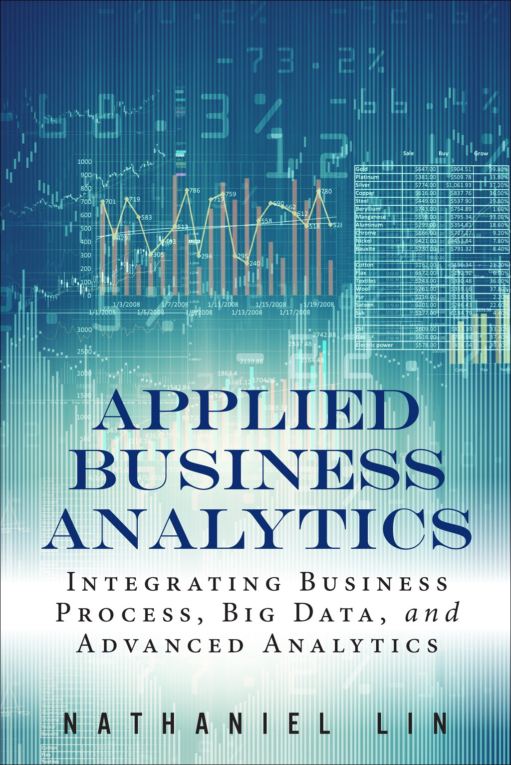 Applied Business Analytics: Integrating Business Process, Big Data, and Advanced Analytics
