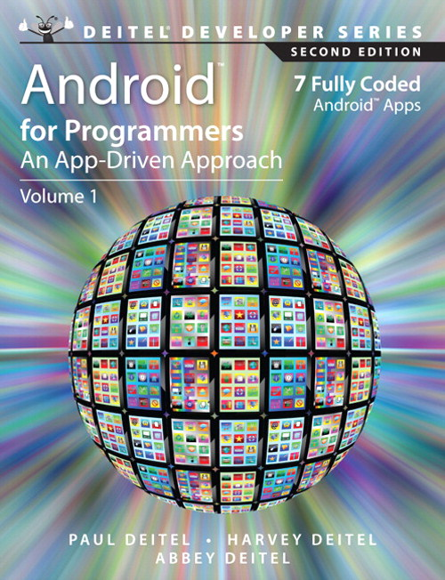 Android for Programmers: An App-Driven Approach, 2nd Edition