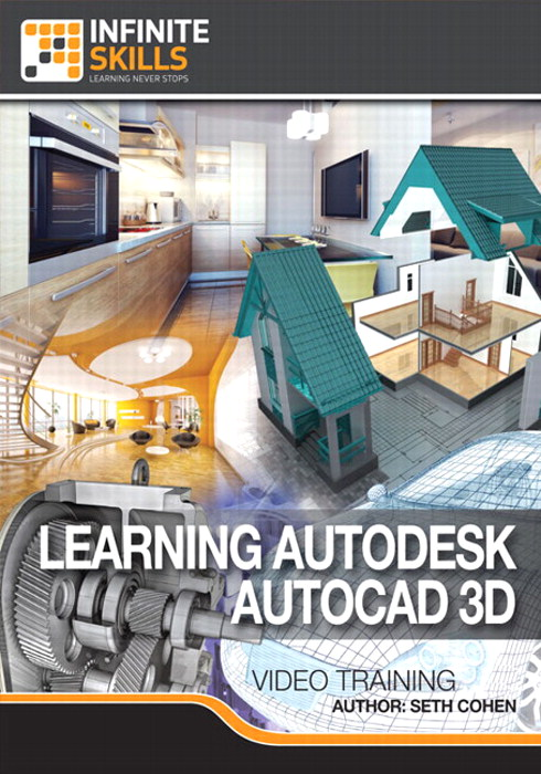 Learning Autodesk AutoCAD 3D