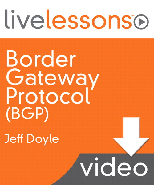 Part I: Lesson 2: Configuring an EBGP Peering Session, Downloadable Version