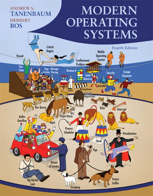 Modern Operating Systems, 4th Edition
