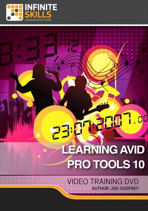Learning Avid Pro Tools 10