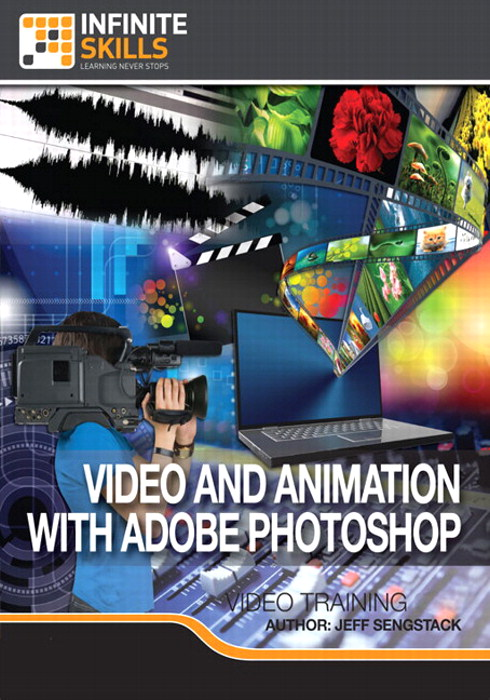 Video And Animation With Adobe Photoshop