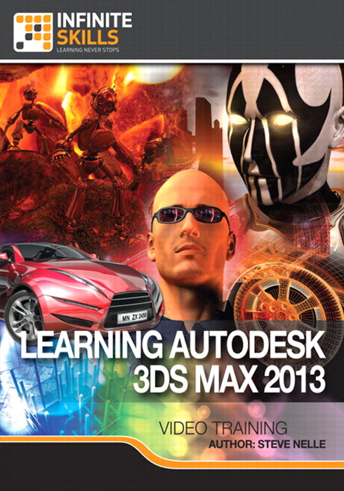 Learning Autodesk 3ds Max 2013