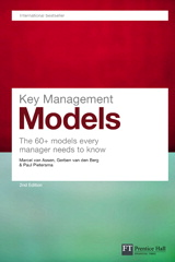 Key Management Models: The 60+ models every manager needs to know, 2nd Edition