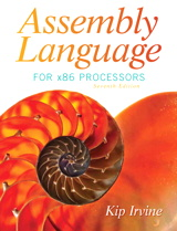 Assembly Language for x86 Processors, 7th Edition