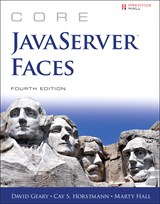 Core JavaServer Faces, 4th Edition