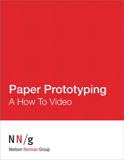 Paper Prototyping Training Video