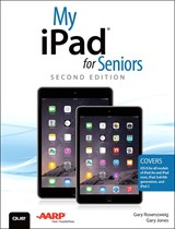 My iPad for Seniors (Covers iOS 8 on all models of iPad Air, iPad mini, iPad 3rd/4th generation, and iPad 2), 2nd Edition