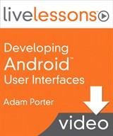 Lesson 7: Android UI Design Patterns and Guidelines, Downloadable Version