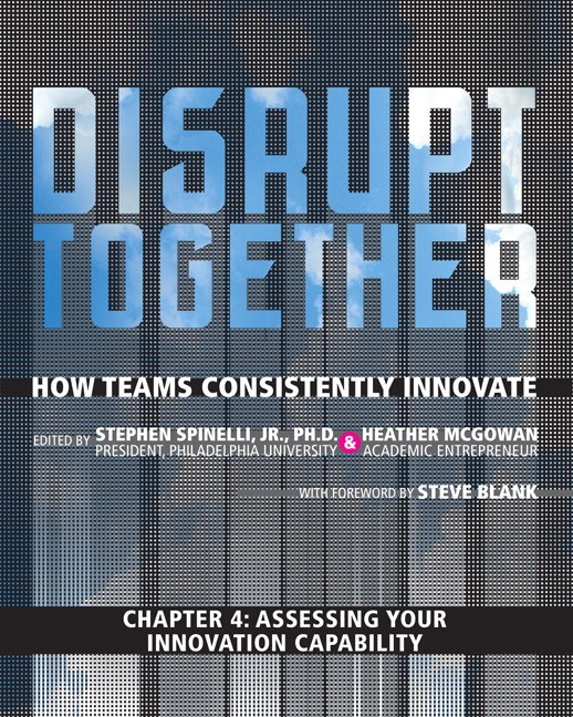 Assessing Your Innovation Capability (Chapter 4 from Disrupt Together)