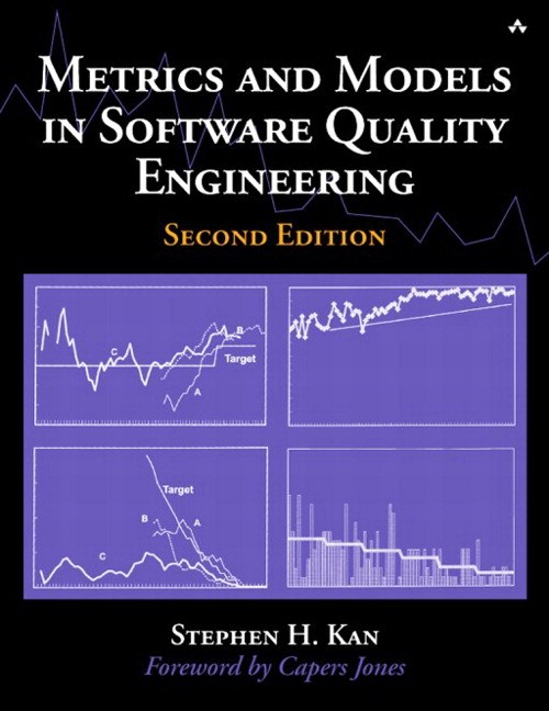 Metrics and Models in Software Quality Engineering (paperback), 2nd Edition
