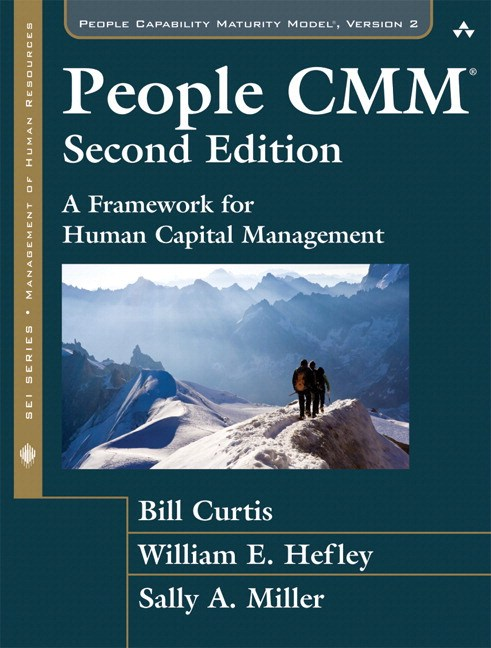 People CMM, The: A Framework for Human Capital Management (paperback), 2nd Edition