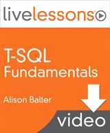 Lesson 7: T-SQL Functions, Downloadable Version