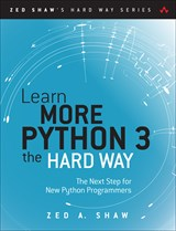 Learn More Python 3