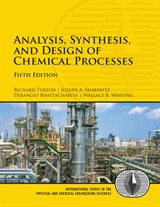 Analysis, Synthesis, and Design of Chemical Processes, 5th Edition