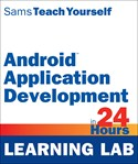 Android Application Development in 24 Hours