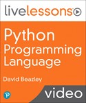 Python Programming Language LiveLessons