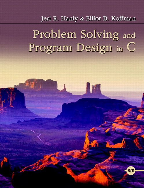 Problem Solving and Program Design in C Plus MyProgrammingLab with Pearson eText -- Access Card Package, 8th Edition