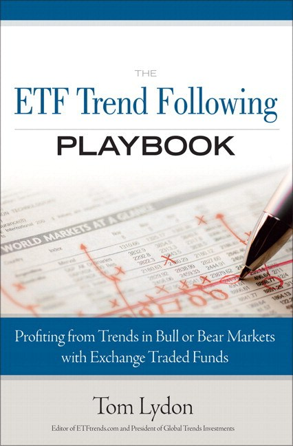 ETF Trend Following Playbook, The: Profiting from Trends in Bull or Bear Markets with Exchange Traded Funds (paperback)