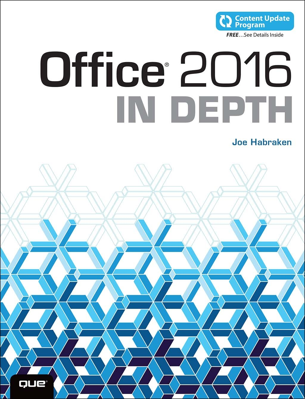 Office 2016 In Depth (includes Content Update Program)