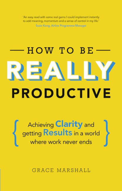 How To Be REALLY Productive: From mindlessly busy to mindfully productive