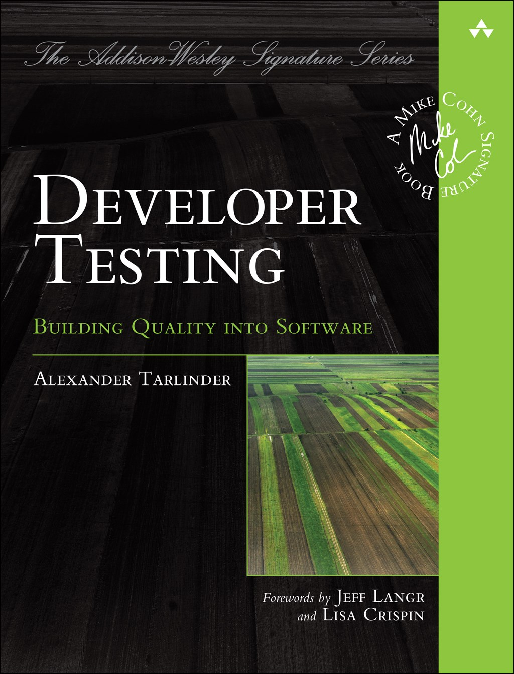 Testability from a Developer's Perspective