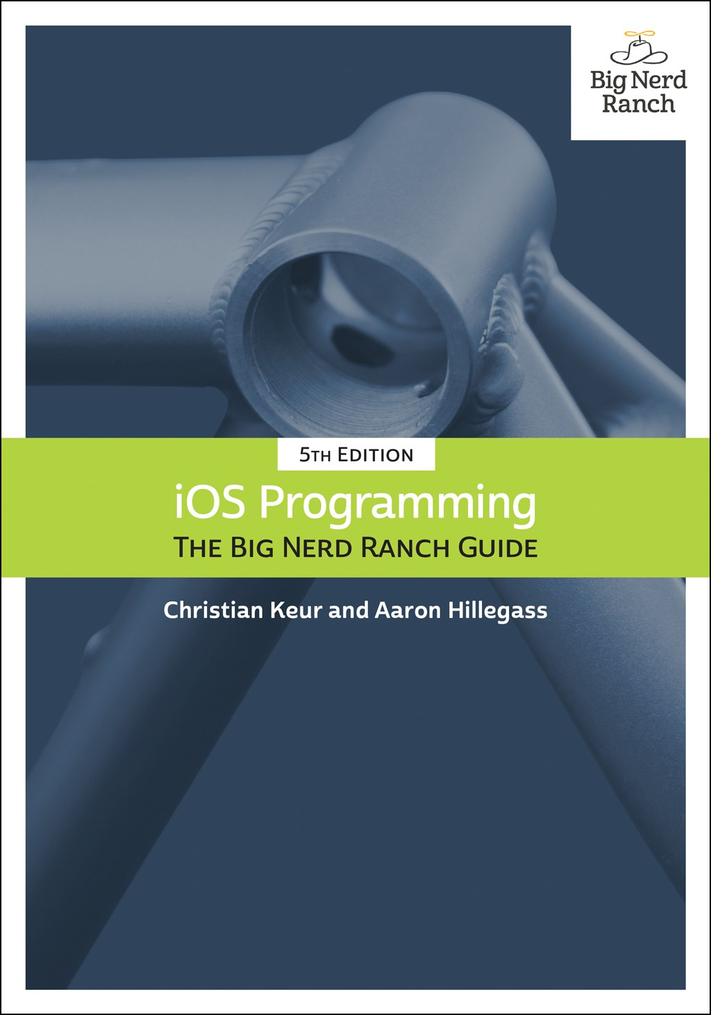 iOS Programming: The Big Nerd Ranch Guide, 5th Edition