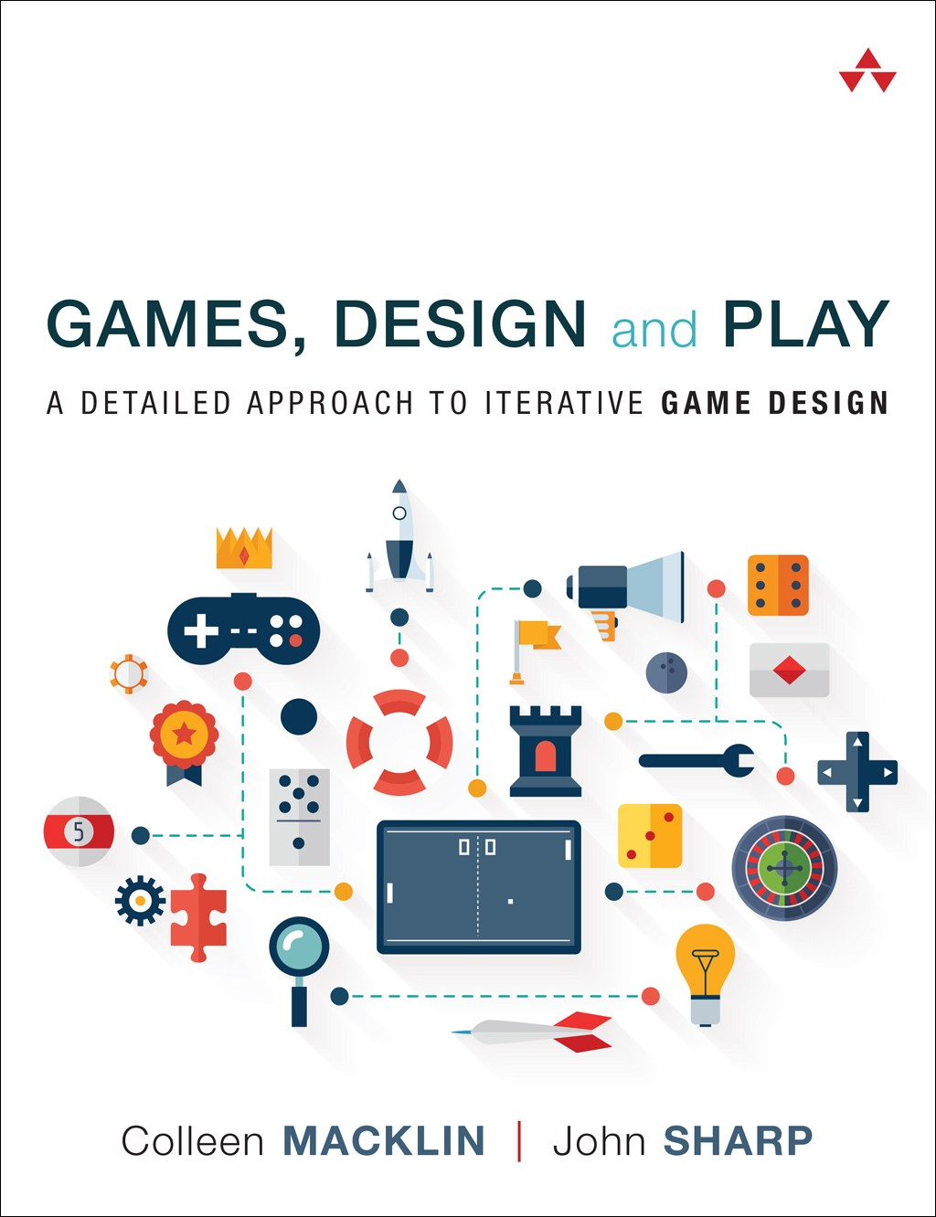 Games, Design and Play: A detailed approach to iterative game design