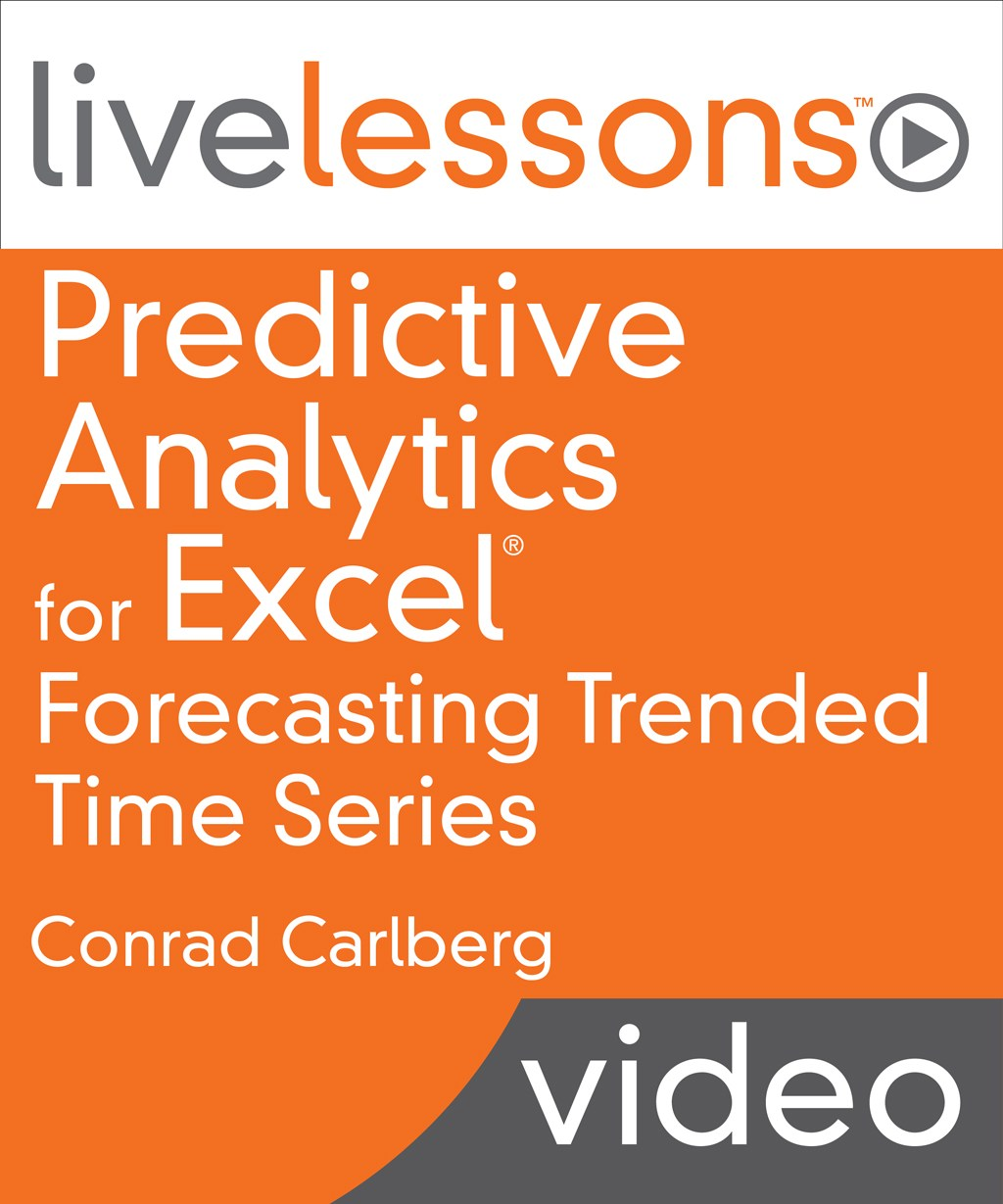 Lesson 7: The Forecast Equation for Trend, Downloadable Video