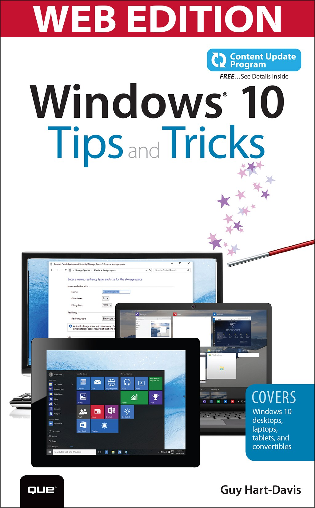 Windows 10 Tips and Tricks (Web Edition with Content Update Program)