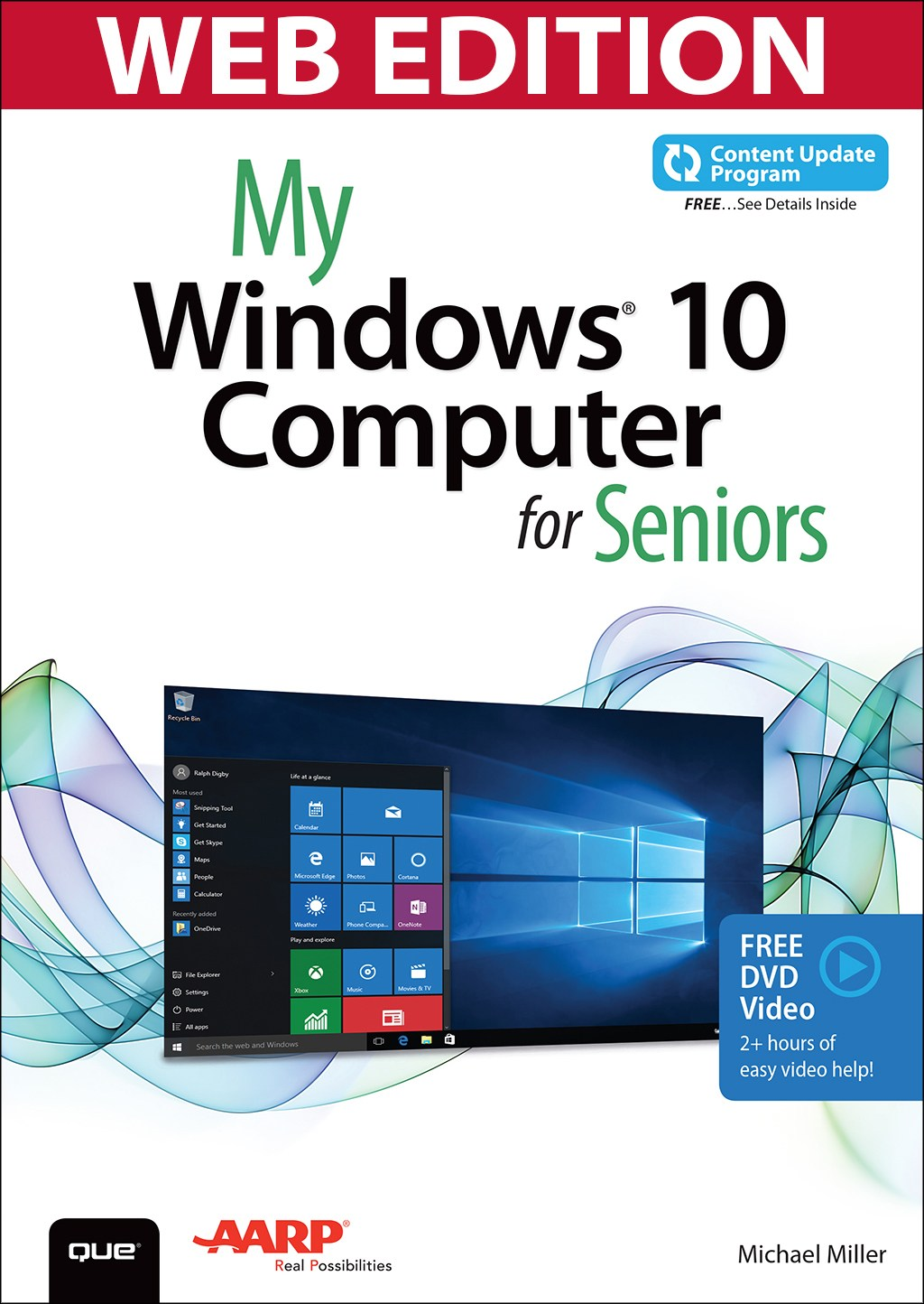 My Windows 10 Computer for Seniors (includes Content Update Program)