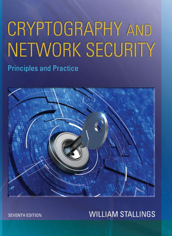 Cryptography and Network Security: Principles and Practice, 7th Edition