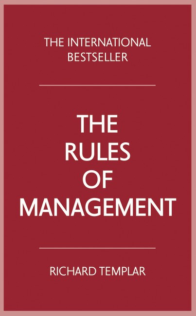 Rules of Management, 4th Edition