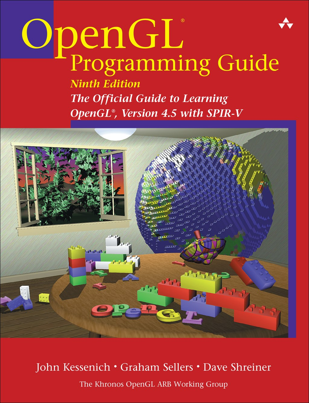 OpenGL Programming Guide: The Official Guide to Learning OpenGL, Version 4.5 with SPIR-V, 9th Edition