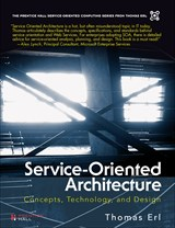 Service-Oriented Architecture (paperback): Concepts, Technology, and Design