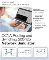 CCNA Routing and Switching 200-125 Network Simulator, Download Version