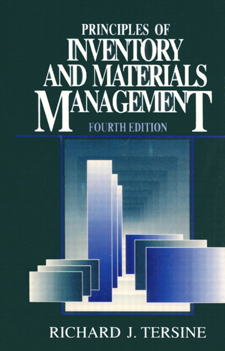 Principles of Inventory and Materials Management, 4th Edition