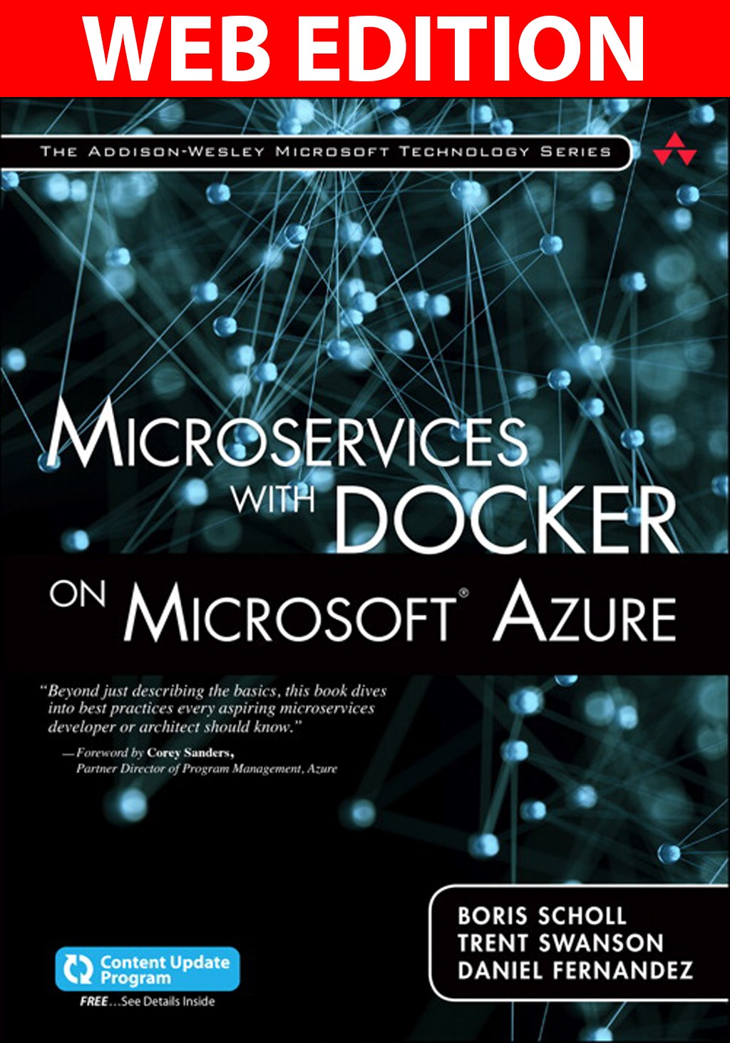Microservices with Docker on Microsoft Azure (Web Edition and Content Update Program)